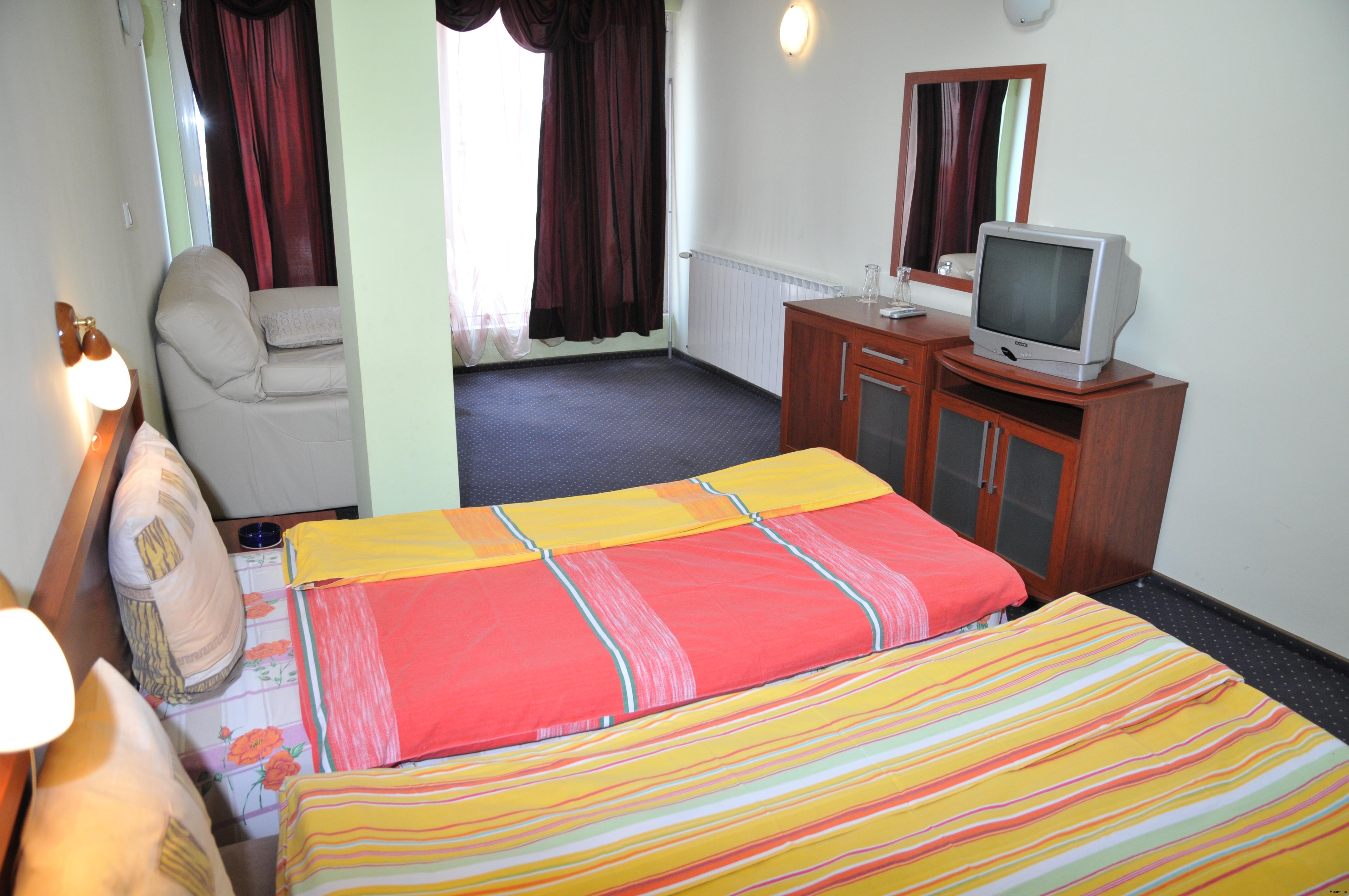 Хотелска част